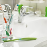reduce plastic in the bathroom