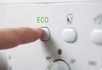 eco mode on large appliance
