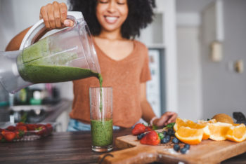 green smoothie   green cooking